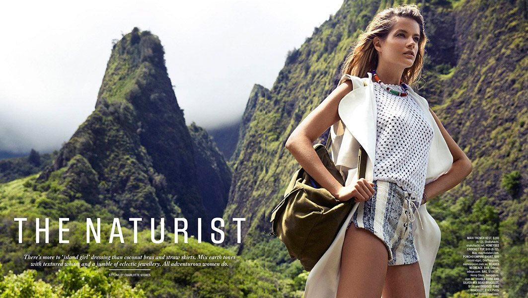 The Naturist SHOP Magazine