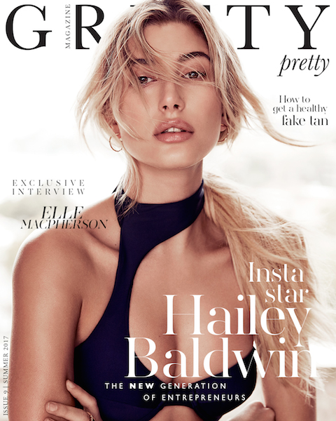 Hailey Baldwin X Gritty Pretty