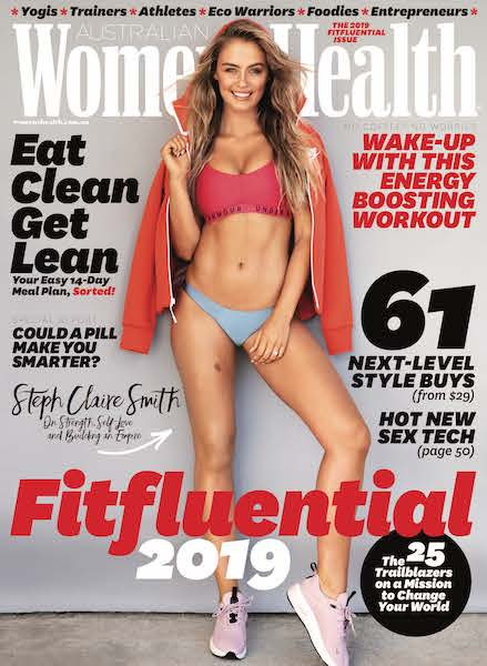 Steph Claire Smith WOMENS HEALTH